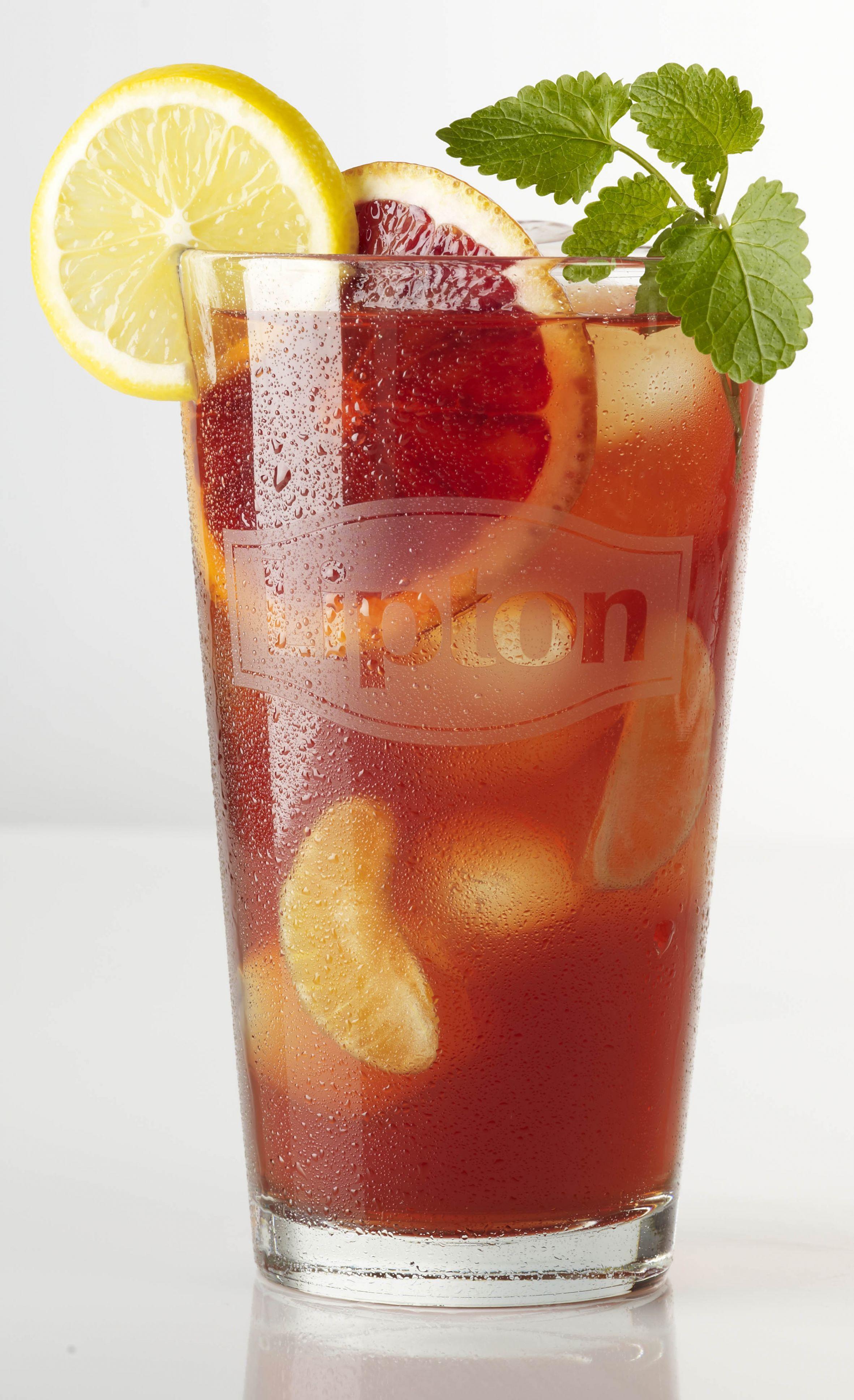 Montenegro Orange Iced Tea | Unilever Food Solutions US
